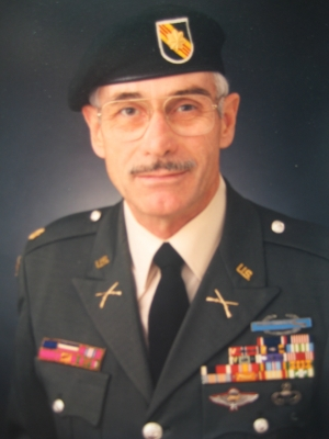 Major John J. Duffy, US Army Special Forces, DSC.