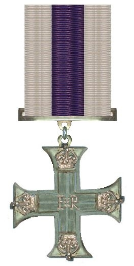 Military Cross for Valor (United Kingdom)