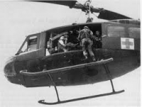 Medical-Evacuation Helicopter