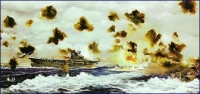 Battle of Midway, June, 1942