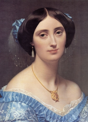 Jean Auguste Dominique Ingres, Portrait