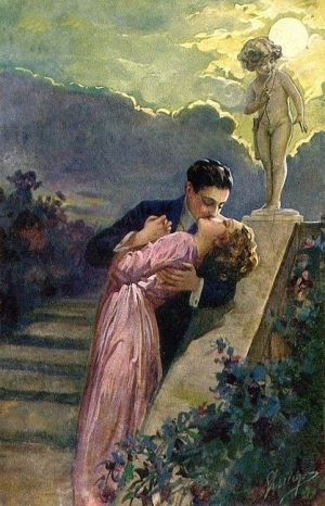 1910 Lovers Art