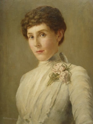 Anonymous Portrait of a Lady