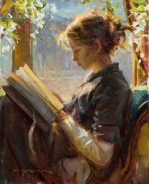 Daniel Gerhartz | The Garden Window