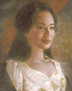 Portrait of Sally Heming