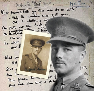 Wilfred Owen - Eminent World War 1 English Poet