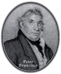 Peter Francisco 'Hercules' of the Revolutionary War